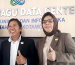 Bupati Mitra 'Stuban' Data Center di Kota Kotamobagu