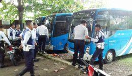 Cuma Rp1500, Pelajar Kotamobagu Nikmati Bus Cepat, Aman, Nyaman dan Terjadwal
