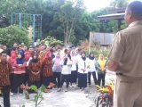 Camat Kotamobagu Timur Imbau Warganya Terus Manfaatkan Potensi Areal Tanam Jagung