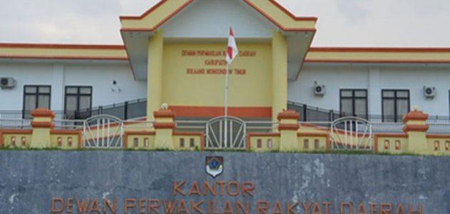 Ada Kasus Mega Korupsi di DPRD Boltim…?