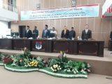 DPRD Boltim Gelar Sidang Paripurna PAW Kursi Gerindra