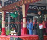 Pemerintah Kotamobagu Peringati Harla Pancasila Ke-72, Dandim 1303 Bolmong Inspektur Upacara