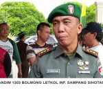 Tahun 2017, Kabupaten Bolmong Tuan Rumah TNI Manunggal Membangun Desa ke-98