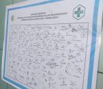 Pimpinan dan Seluruh Staf RSUD Kotamobagu Komitmen Terapkan Pelayanan Standart Nasional