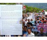 Demo Bela Yasti, Sebut Ada Dugaan Kriminalisasi Penyidik Polda