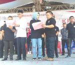 KPU Kotamobagu Sukses Giat Deklarasi Pilkada Damai, 2 Paslon Teken Kesepakatan
