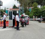 Dinas Perhubungan Kotamobagu, Operasikan Portal Parkir RSUD Kotamobagu