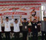 KPU Tetapkan Dua Paslon Resmi Jadi Kontestan Pilkada Kotamobagu 2018