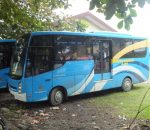 Halangi Bus, Dishub Kotamobagu Imbau Tak Boleh Parkir di Komplek Shelter