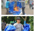 Kasus Pembakaran Bendera PAN Diduga Erat Kaitan Tatong dan Yasti