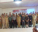 Sukseskan Pilkada Bolmong, Bupati Watung Pimpin Rakor Forkopimda