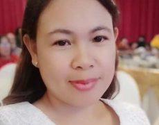 Grace Wauran Sangadi Terpilih Desa Pangian Tekadnya Maksimalkan Pelayanan Publik