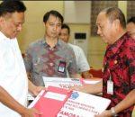 16,5 Miliar Bantuan Pemprov Sulut Bidang Kesehatan dan Olahraga Untuk Kota Kotamobagu