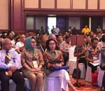 Walikota Tatong Bara Hadiri Seminar Nasional Hari Oeang Ke-71