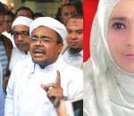 Rizieq Shihab Resmi Tersangka Dugaan Kasus Chat Mesum