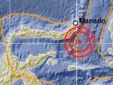 BMKG : Hari Ini Gempa 5 Skala Richter Terjadi di Bolmong Timur