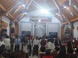Perayaan Ibadah Natal 2019 Bergema di Kota Kotamobagu
