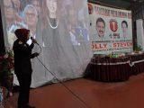 Dihadiri Pengurus PDIP Kotamobagu, Ir Norma Makalalag Gelar Nonton Bareng Debat Capres Putaran II