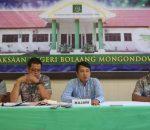 Kajari Bolmut: Berkas Kasus Dugaan Korupsi PPI Bolmut, Rampung
