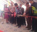 Gubernur Sulut Resmikan GKBI Eden Kayuwatu Kakas