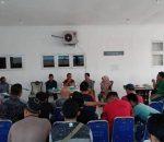 Jumpa Pers Perdana Wawali Nayodo Koerniawan with Wartawan Liputan Pemkot Kotamobagu