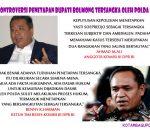 Pendapat Ahmad M. Ali, Kontroversi temuan Tim Reses Komisi III DPR RI
