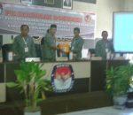 KPU Bolmut Terima Pendaftaran Berkas Calon Perseorangan HD-Muri