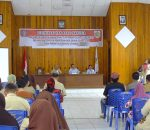 Kanwil Kemenkum- HAM Provinsi Sulut, Gelar Desiminasi di Kotamobagu