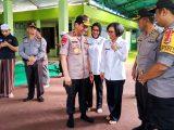 Walikota Tatong Bara, Dampingi Kapolda Sulut Kunker Perdana di Kawasan Kota Kotamobagu