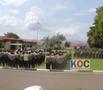 Kapolres Bolmong Gelar Apel Pengamanan Pilkada