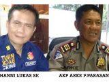Kapolda Sulut 'Reshuflle Kabinet', Jabatan Kasat Lantas dan Kasat Reskrim Polres Bolmong, Diisi Wajah Baru