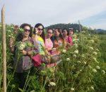 Kebun Bunga di Modoinding, Destinasi Wisata Bunga di Sulut