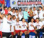 Berlangsung Aman dan Sukses, Open Tunamen Walikota Cup 2018, Resmi Ditutup
