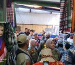 40 Kios Pasar 23 Maret, Juga di Segel Dinas Pasar Kotamobagu