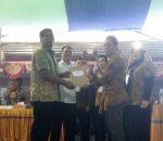 KPU Plenokan Dua Pasang Calon Bupati dan Wakil Bupati Ikut Pilkada Bolmong 15 Februari 2017