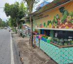 Pemilik Kios Buah Sinindian, Bangga Jualan Buah-Buahan di Kota Kotamobagu