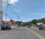 Jalanan di Kotamobagu Mulai Sepi, Pemilik Usaha Kuliner Banyak Sudah Tutup