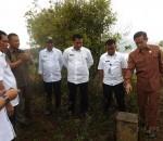 Bupati Salihi Hentikan Proyek Gapura Tapal Batas Bolmong – Bolsel