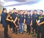 Meikel Stif Maringka Nahkodai AMPI Kota Manado