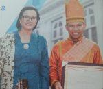 KPPN Kotamobagu Sukses Raih Penghargaan Wilayah Bebas Korupsi dari Menpan RB dan Menteri Keuangan R.I