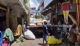 Jadwal Buang Sampah Rumah Tangga Pukul 18.00 – 06.00 Wita