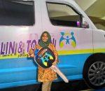 Kotamobagu Dapat Mobil Perlindungan Anak dan Perempuan