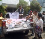 Pemkot Kotamobagu with Perum Bulog, Gelar Operasi Pasar-Beras