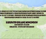 Kelola PBB P2 – BPHTB, PAD Bolmong Ratusan Miliar
