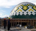 Tahun 2018, Finishing Masjid Raya Masih Butuh Penganggaran Rp10 Miliar