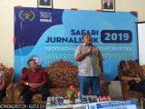 PWI – Nastle, Sukses Gelar Safari Jurnalistik 2019 di Kota Manado