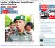 Kodim 1303 Bolmong, Klarifikasi Berita Perintah Panglima TNI, Tapi Perintah Panglima Kodam XIII Merdeka
