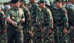 Jaga NKRI, TNI Siap Pukul Mundur Gerakan Provokasi Sara