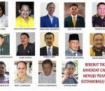 Figur's Fonomenal Bursa Singgasana Pilkada Kotamobagu 2018