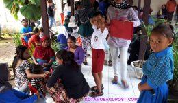 Dari Dekat Penyaluran Rekening BNI Taplus, Anak Asuh Pemkot
